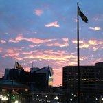 Tir Sunset