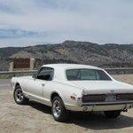 1968 Cougar @ Horsetooth Reservoir