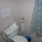 Bathroom/toilet - standard room