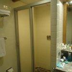 banho moderno e prático