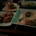 mofongo, empanadas, & crab soup!