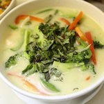 Spicy Coconut Soup (Choice of Chicken or Prawns)