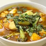 Spicy Tamarind Seafood Soup