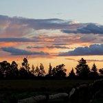 sunset @ Umshanti