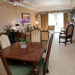 The Veranda Suite at Fairmont Grand Del Mar