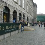 The Old Library and the Book of Kells