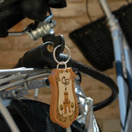 Biciclette a disposizione degli ospiti
