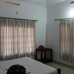 Inside Krishna Cottage