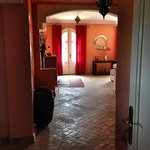 The living room/hall in villa sadia