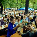One of Munich's many beer gardens join us to see the best and favorites of the locals