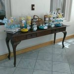 Our lolly buffet