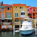 Wonderful Colorful Harbor View From Balcony