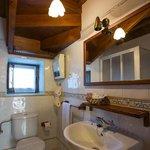 Apartamento La Cuadrina: Detalle del baño