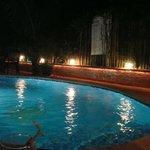 hermosa piscina, ideal para el relax