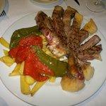 Chuleta de ternera - Restaurante LA TUCHO (Santander)