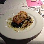 Cod and Fish Cake