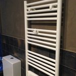 Heated Towel Rack
