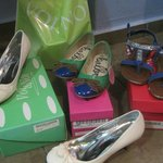 All these shoes for 19 Euros!  Voi Noi Store