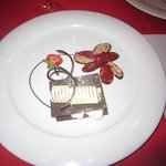 Shikra - White Chocolate Dessert