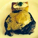 Scotch Fillet, Cape Grim Tasmanian Natural Beef, Cafe de Paris Butter