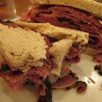 Pastrami to die for