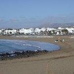beach 5 mins away