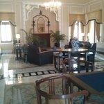 High tea lounge