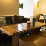 The Coffee Lounge at the Marazion Hotel