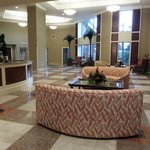 The other lobby to hang out