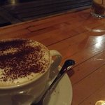 Kaffeplantagen Foto