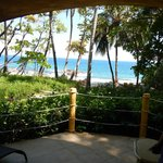 View from Dome 1 Beach Bungalow