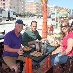 Luncheon in El Alamein