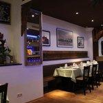 Eine Innenansicht im Thai Restaurant Chao Khun