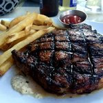 Ribeye w/Fries