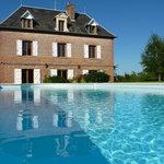 Maison de Maître et sa piscine