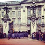 Short Walk from Club Quarters - Changing of the Guard