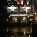 Sherlock's Pub - very close to hotel, great place!