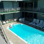 North Pool at Impala Island Inn