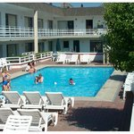Use of Pools At Impala Island Inn