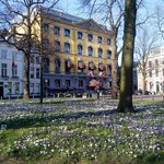 Springtime in The Hague