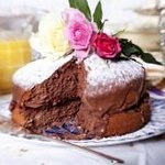 Scrumptious cake...