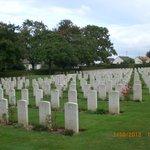 La Delivrande War Cemetery 2