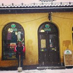 The shop in Storgata