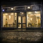 Campbells Coffee House & Eatery in Falkland Fife