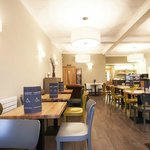 Campbells Coffee House & Eatery interior