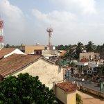 центральная улица Негомбо