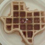A Texas Waffle