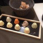 Dégustation des beurres JY Bordier (en vente 17 euros)