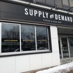 Photo de Supply and Demand Foods & Raw Bar
