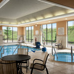 Mansfield PA Hotel Indoor Pool